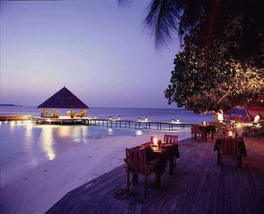 ночь на частном пляже Лучшие частные пляжи мира