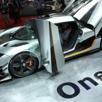 Fastest in Geneva: Koenigsegg One: 1