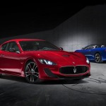 Luxury Sport Design And Power See The New Maserati 2015 Granturismo