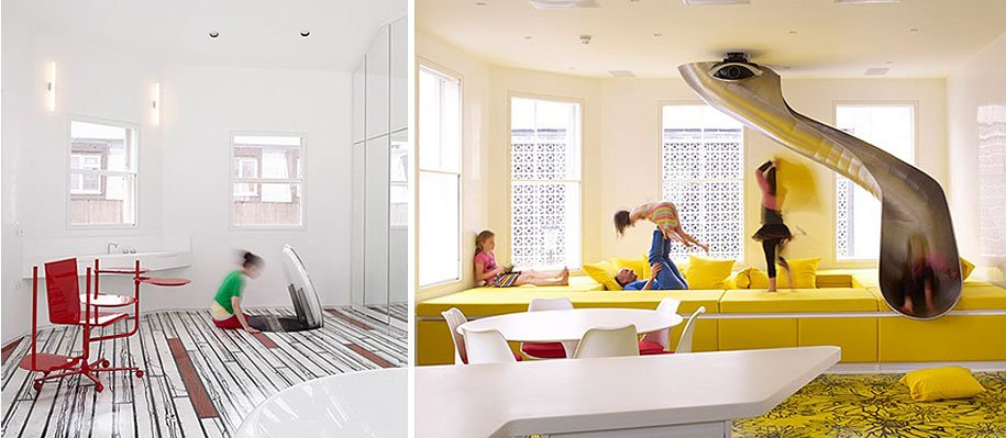 25 fun and creative kids bedroom designs world inside for Interior designs kids room