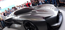 "Nissan Builds ""Gran Turismo"" Concept Car In Real Life"