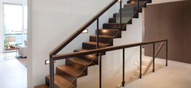 10 Absolutely Amazing And Modern Stairway Lighting Ideas