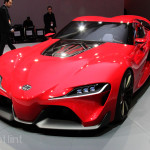 Toyota FT-1: Gran Turismo 6 Concept Jumps Into Real Life On Detroit Auto Show