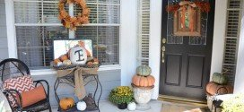 20 Perfect DIY Ideas To Decorate Your Porch In The Spirit Of Fall