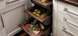 15 Brilliant Kitchen Storage Solutions For Easy Organizing