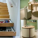 12 Genius Space Saving Hacks That Are Very Useful For Your Home