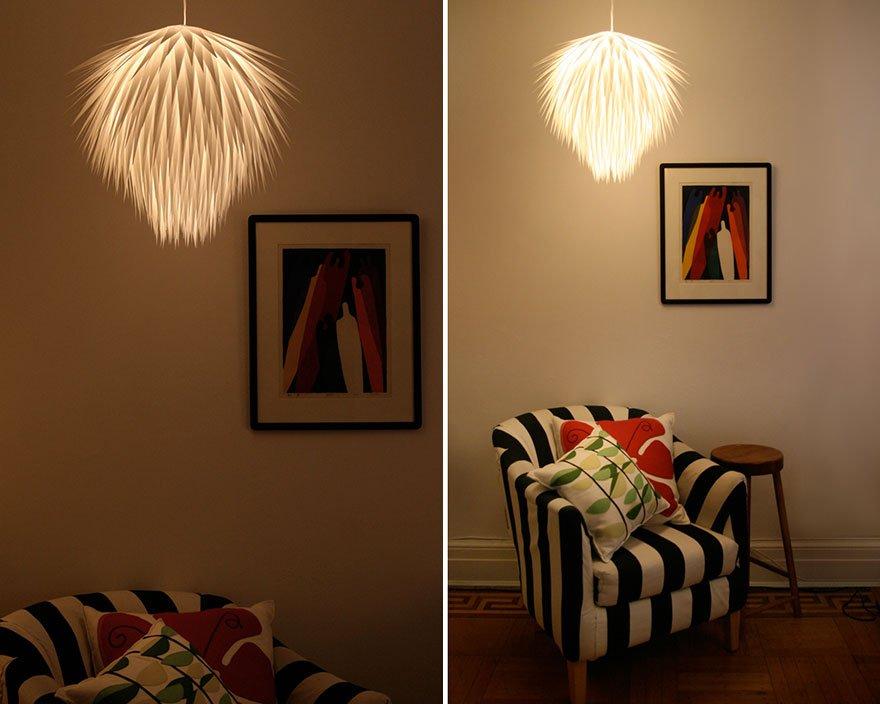 بالصور أفكار جديدة للاضاءة مجنونة وعصرية ^_^