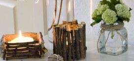 10 Cheapest DIY Ideas For Natural Decoration On Your Home