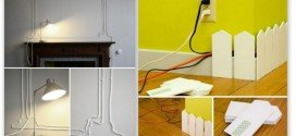 15 Truly Impressive Ideas To Organize Your Cables And Turn It Into Lovely Wall Decoration