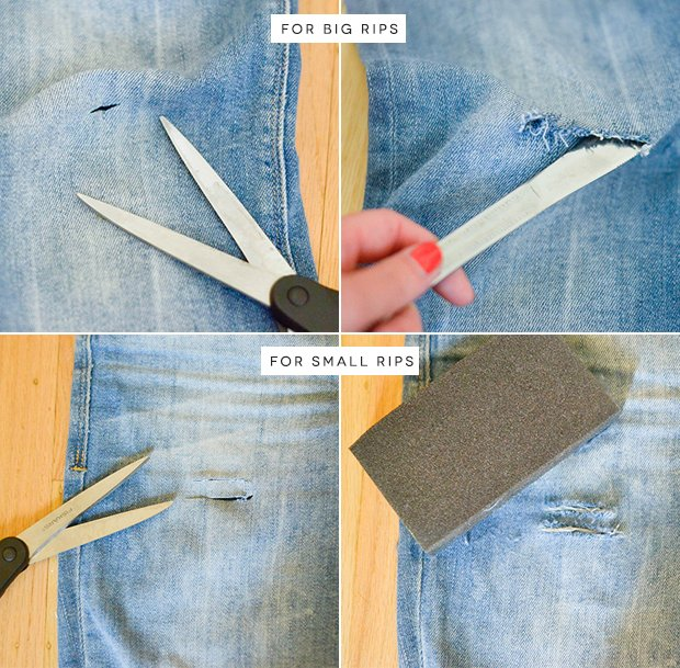 10 Genius DIY Ways To Transform Your Old Jeans Into New Trendy ...