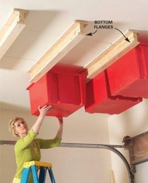 Diy home space savers