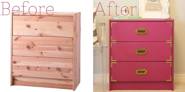 Ikea Chest of Drawers Hack Ikea Card File Drawers Hack