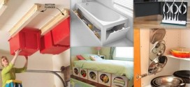 25 Insanely Genius Space-Saving Solution And Organizing Hacks That Will Make Your Life Easier