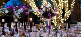 18 Stylish And The Most Awesome Table Decoration Ideas That Will Beautify Wedding Ceremony