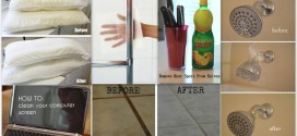 15 Budget Friendly Cleaning Tips That Will Simplify Your Life And Save Your Time