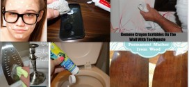 18 Extremely Useful Ways To Use Toothpaste and Make Your Life Easier