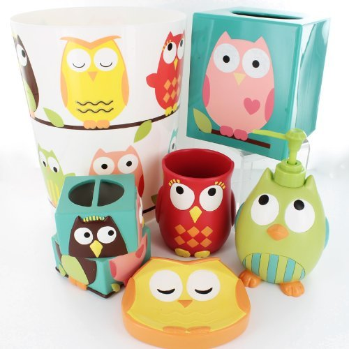 20 charming super cool kids bathroom accessories that for Kids bathroom accessories