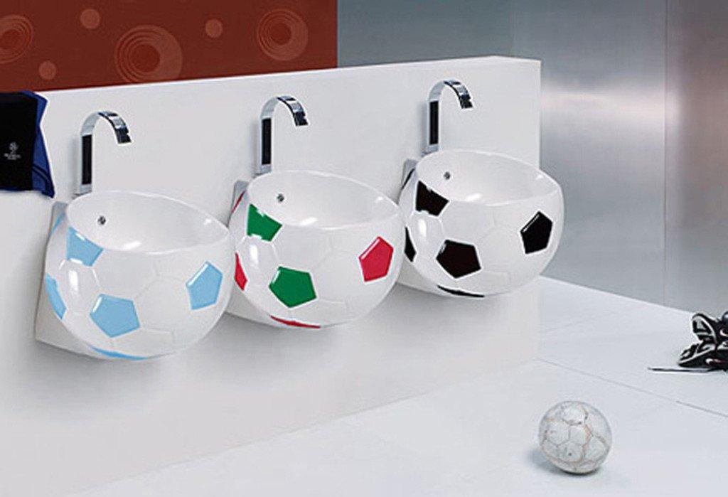 Inspirational Unique Kids Bathroom Accessories Designs Ideas With Cute Ball  Design