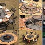 10 Fantastic DIY Fire Pit Designs For Perfect Outdoor Decoration