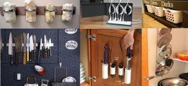 39 Awesome Feasible Ways To Organize Your Entire Home
