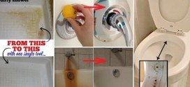 14 Cleaning Tricks For a Sparkling Clean Bathroom In Less Than 15 Minutes