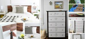 25 Super Easy And Brilliant Tips To Give A New Life To Old Furniture