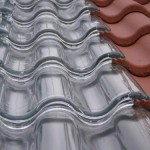 Award Winning Design: Amazing Glass Roof Tiles Capture Solar Energy To Heat During Winter