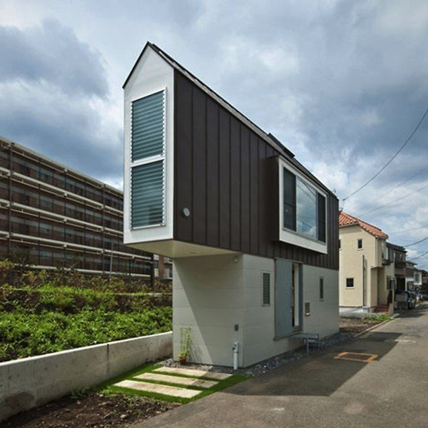 This Tiny House Looks Weird From The Outside But What is Inside