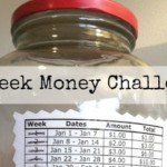 Amazing Tip: 52 Week Money Saving Challenge