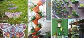 15 DIY Low Budget Garden Ideas For The Perfect Backyard