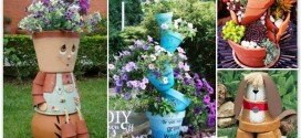 14 Brilliant Terra Cotta Clay Pot DIY Project For Unique And Fun Garden Decoration