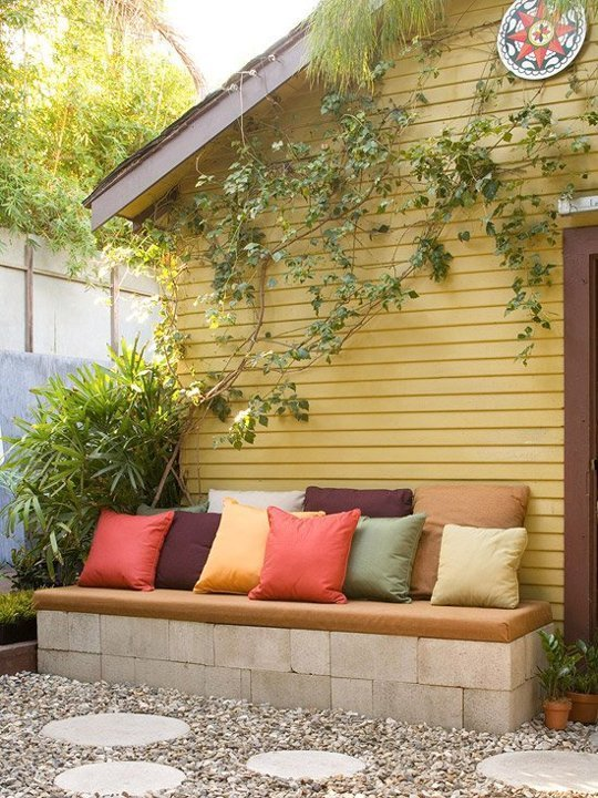 10 Surprisingly Creative Uses Of Concrete Blocks In Your Home and ...