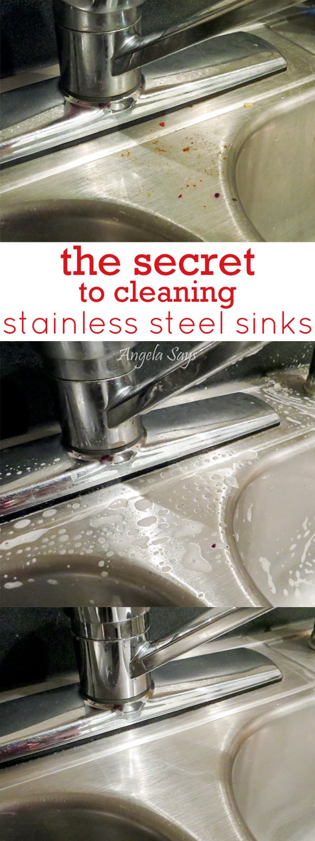 17 super useful tips to cleaning your home in half the time world inside pictures - Best kitchen sink faucets helping you wash some appliances in ease ...