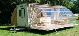 From The Outside This Looks Like A Normal Camper, But Once You See Inside, You'll Wish You Owned One
