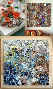 Instead of Letting Those Old Magazines Pile U, Try These 14 Amazing, Cool DIY Crafts World inside pictures