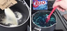 He Mixed Gelatin And Jello. What Happened Next? Brilliant and Very Creative