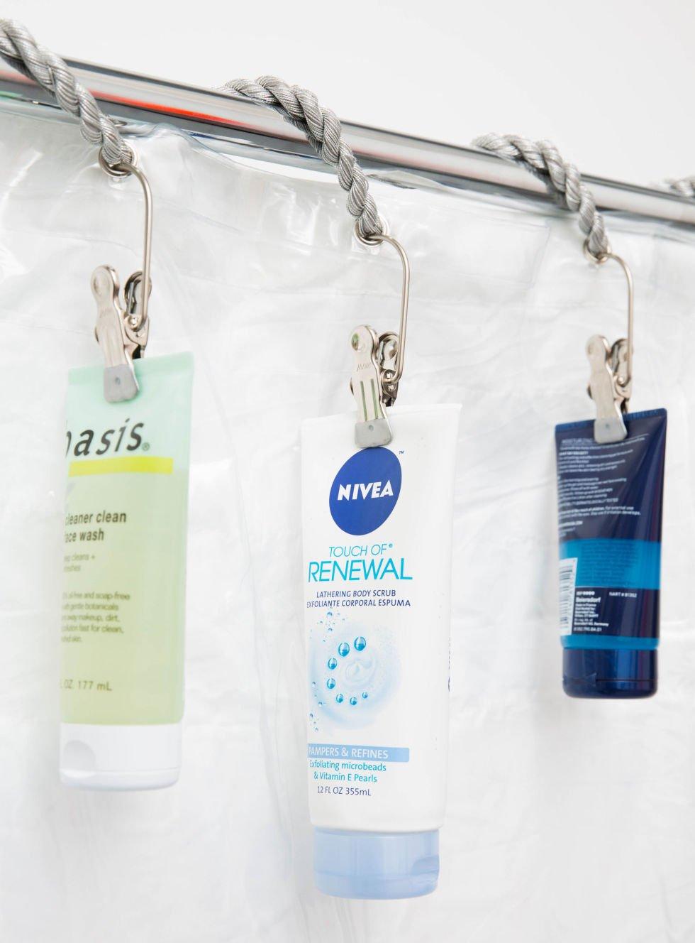 11 Smart Life-Changing Shower Hacks | World inside pictures