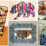 Instead of Letting Those Old Magazines Pile U, Try These 14 Amazing, Cool DIY Crafts