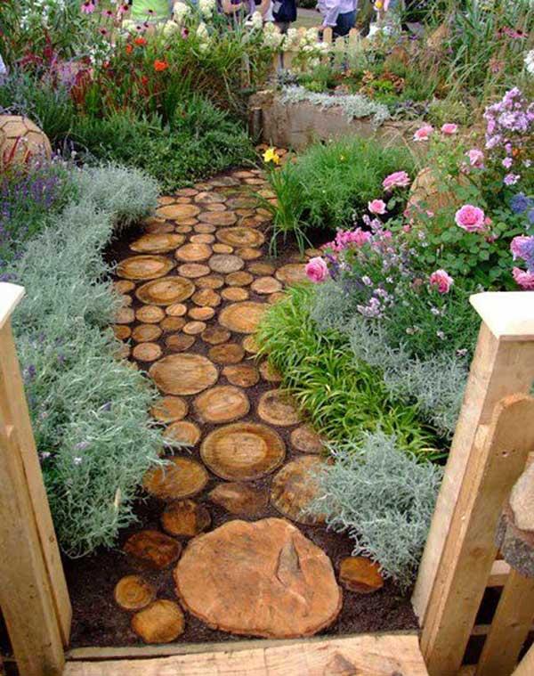 rustic garden ideas   garden ideas and garden design