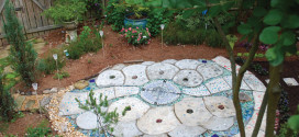 9 Awesome DIY Garden Paths You Won't Be Able To Pick Just One
