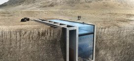 This House Hidden Inside A Cliff Has The Most Incredible View From Inside