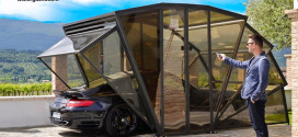Innovative and Revolutionary Option, Best Alternative to Parking Your Car: The Multifunctional Gazebox