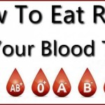 The Best Way How To Eat Right For Your Blood Type