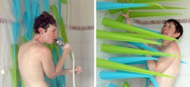 This Ingenious Shower Gadget Kicks Out Water Wasters When Have To Spent Too Much Time In There