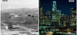 14 Staggering Before And After Views of Cities That Will Blow Your MInd