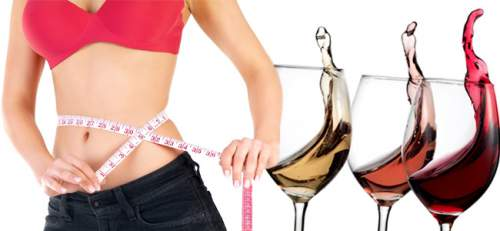 Amazing: See What Happens to Your Waistline When You Drink a Glass of Red Wine Before Bed?