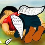 Artists Around The World Showed Its Grief And Anger Over Tragic Death Of 3-Year-Old Syrian Refugee