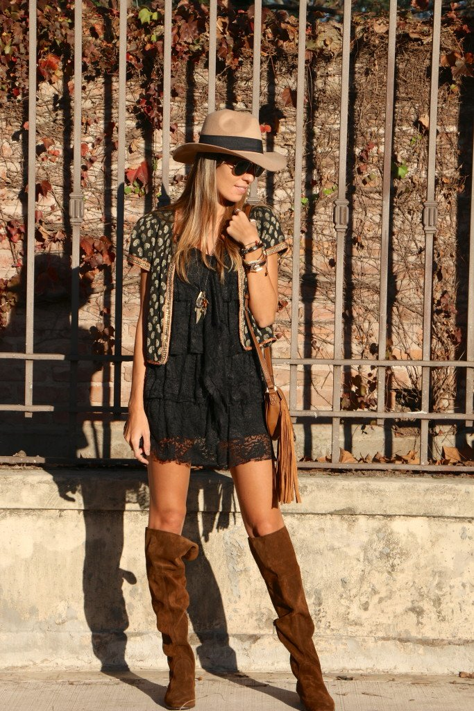 Sweet Street Style Fashion Combinations For This Fall