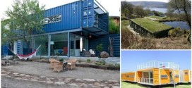 These Shipping Container Costs Around $2K, But It's What These People Did With Them That's Epic