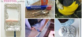 16 Simple And Absolutely Genius Aluminum Foil Hacks That Nobody Told You About